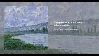 String Quartet no. 2 in A major