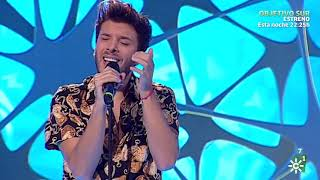 Blas Cantó: Él No Soy Yo (Actuación)