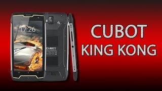 Смартфон Cubot KingKong Black от компании Cthp - видео 3