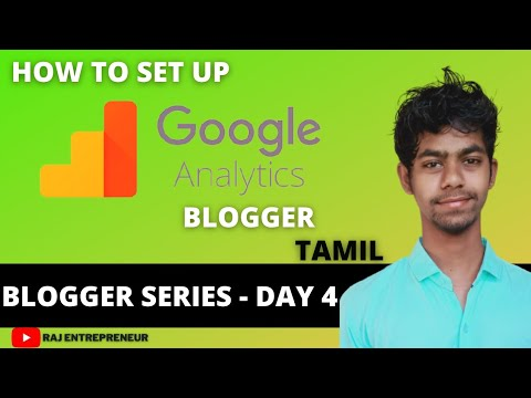 Google analytics Setup Tutorial For Beginners In Blogger | How to Add Blogger to Google Analytics