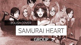 【8人合唱】 [ACAPELLA] Samurai Heart ♥ Some Like It Hot!! 『POLISH EDITION』