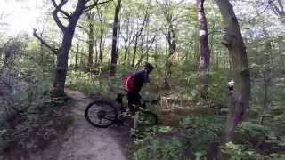 preview picture of video 'MOUNTAINBIKE WIEN - AFTER WORK'