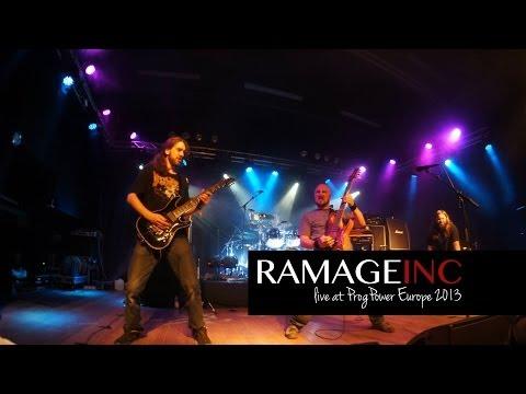 Ramage Inc. live @ ProgPower Europe 2013 DVD Trailer