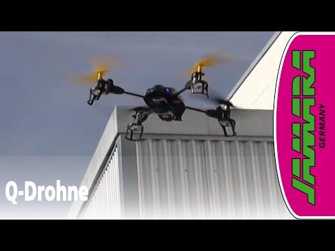 Jamara Q-Drohne 2,4 GHz