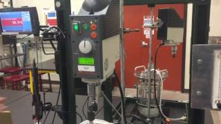 Bioreactor Lab - Volumetric Mass Transfer Coefficient (Static and Dynamic Methods)
