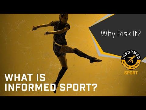 Informed Sport - We Test. You Trust - Sports Nutrition Banned ...