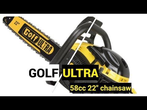 Golf Chainsaw