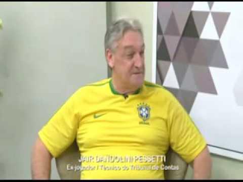 Jair conta sua história no Papo News do SIC TV - Gente de Opinião