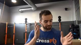 89 Option CrossFit - Projet365 - nutrition pendant compétition
