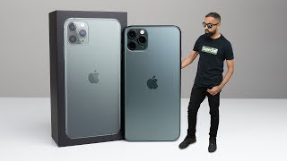 Смартфон Apple iPhone 11 Pro Max 64GB Dual Sim Midnight Green от компании Cthp - видео 2