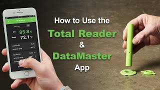 How to Use the Rapid RH® Total Reader®