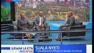 Suala Nyeti: Mikakati ya kuhifadhi maji baada ya mvua