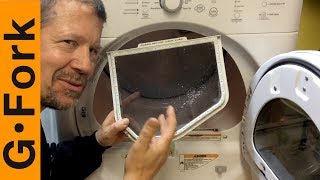 Clothes Not Drying? Time For A Dryer Vent Cleaning | GardenFork DIY Project