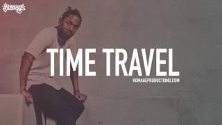 """FREE Kendrick Lamar x Flying Lotus Type Beat Hip Hop Instrumental 2017 / """"Time Travel"""" (Prod Homage)"""