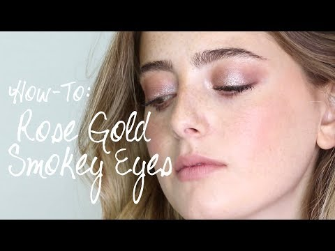 Rose Gold Nudes Eye Kit