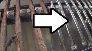 Gasgrill Test und Umbau + Dichtigkeitsprüfung #Vlog 21 | Pommes Män