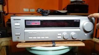 Kenwood Audio Video Surround Receiver KRF-V5560D