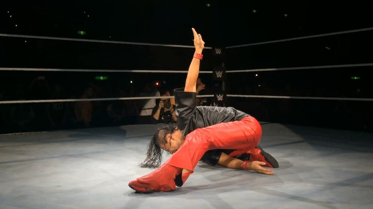 Shinsuke Nakamura Reveals Who He Wants To Wrestle For His Retirement Match