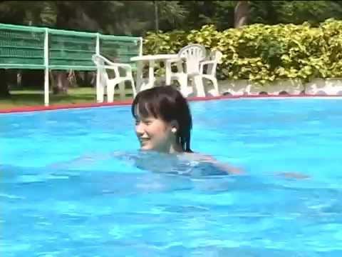 橋本柚稀 競泳水着 Chuきっス