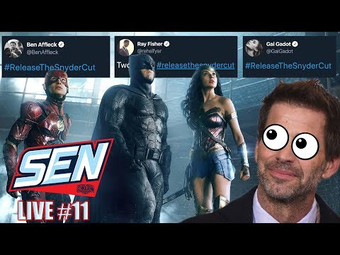 Batman and Wonder Woman want to Release The Snyder Cut! - SEN #11