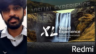 The XL Visual Experience | REDMI | TECHBYTES