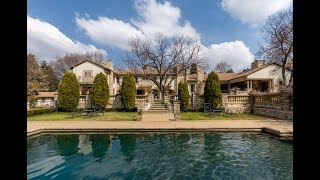 TRANQUIL, FRENCH PROVINCIAL STYLE, 5 BEDROOMS HOUSE IN BRYANSTON