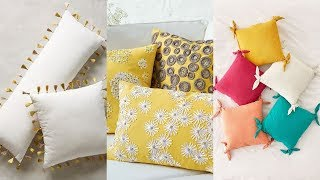 Pillow Cover Design   Cushion Cover Design Ideas  Home Decoration