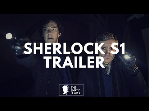 Sherlock Trailer - Season 1 [TEH]