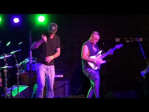 CAGED  THE ORDEAL THE BOTTLENECK LAWRENCE KS Topeka band