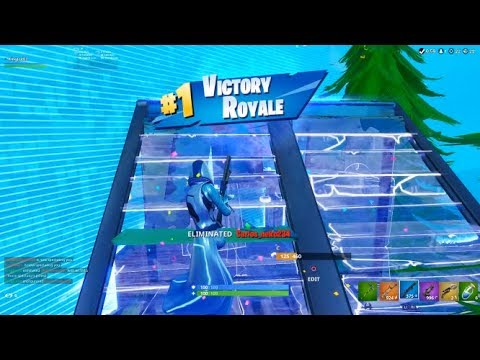 High Kill Solo Vs Squads Win Season X Full Gameplay (Fortnite Ps4 Controller)