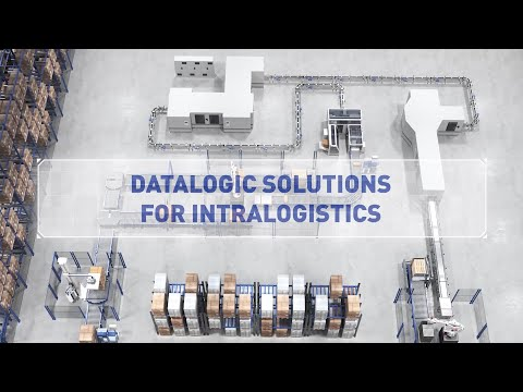 Datalogic Solutions for Intralogistics