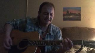 """Brotey Johnson singing """"An Old Friend of Mine"""""""