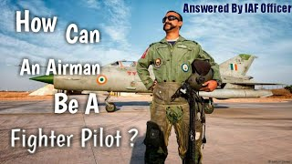 How Can An Airman Be A Fighter Pilot? || Airforce Exam-vacancy update 2020 ||Airman X&Y Group salary