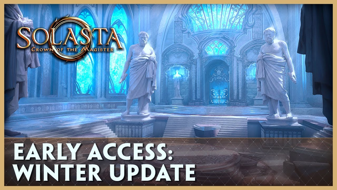 Early Access - Winter Update