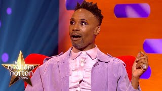 The Moment Billy Porter Learned About The Power Of A Star Entrance   The Graham Norton Show