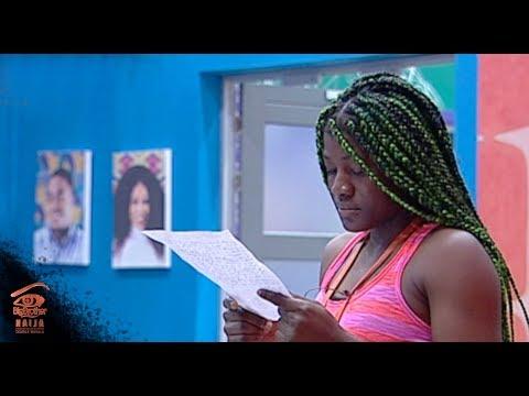 Big Brother Double Wahala Day 79: Alex Apologies To Cee-C
