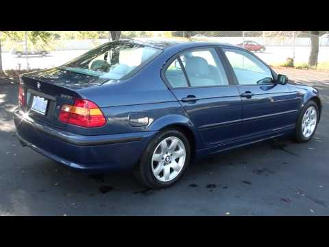 FOR SALE 2003 BMW 3 SERIES 325I,1 OWNER, ONLY 74K MILES!!! STK# 20196A www.lcford.com