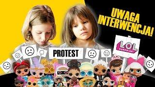 Laleczki LOL protestują. UWAGA INTERWENCJA!, Część 1