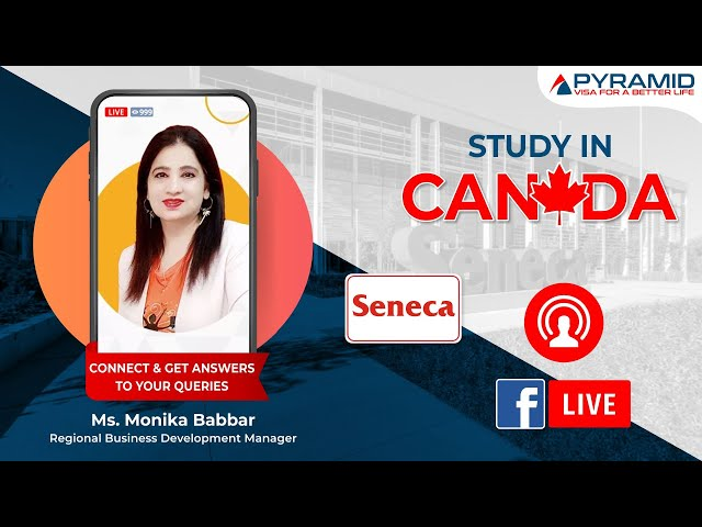 Seneca College Live Session!!