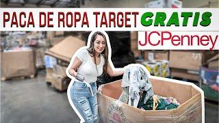 19b92f81a Paca De Ropa Target -pacas De Electrodomésticos De Jcpenney-pacas A  Domicilio🤩