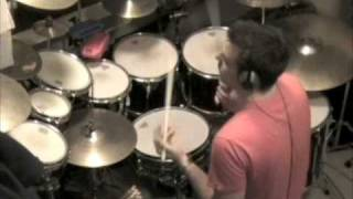 Anthony Eaton Plays Drums! 311 - Six - Drum Cover
