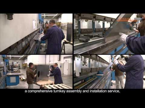 Processo Lavorazione Lamiera: Assemblaggio  - Tecnolaser