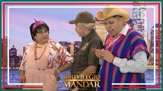 A Doña Márgara USA le hace los mandados   El privilegio de mandar