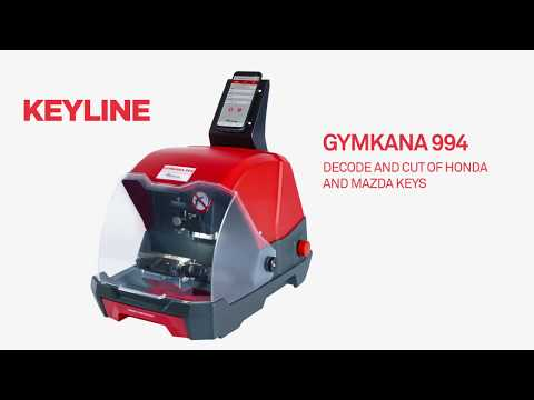 Gymkana 994 Automatic Key Cutting Machine