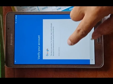 Download How To Remove Samsung Tab Google Account New 2018