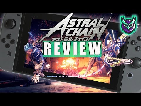 Astral Chain Switch Review-Platinum Perfection? video thumbnail