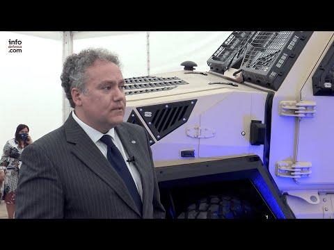 Entrevista a Adrián Navas, CEO de TSD, sobre el nuevo vehículo Ibero SMV20