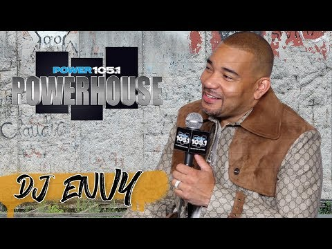 DJ Envy Talks Snapchat Controversy w/ Angie Martinez at Powerhouse 2017