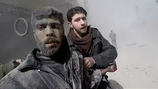 Syria: Over 90 people killed outside Damascus