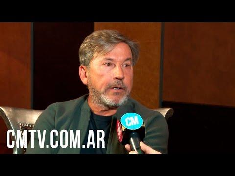 Ricardo Montaner video Entrevista Argentina - CM 2016
